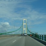 Mackinac Bridge here we come!